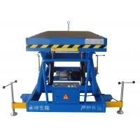 Buy cheap 5000Kg Loading Roller Custom Vertical Lift Table For Work Shop Theatre from wholesalers