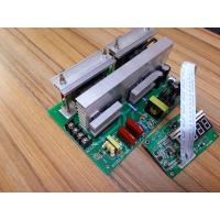 Buy cheap Ultrasonic Testing High Frequency Sound Generator 300w 80k 0-100% from wholesalers