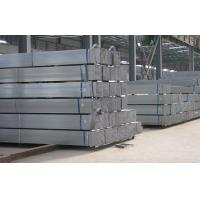 Buy cheap 50x50mm Q345 Galvanized Square Pipe / Tube Corrosion Resistant Coating from wholesalers