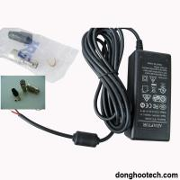 Buy cheap Black / Grey Switching Camera Power Supply 12 Volt 1 Amp DC 6 Pin 5 Meters from wholesalers