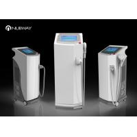 Buy cheap Medical Grade Diode Laser Hair Removal Machine For Arms / Legs / Back Area from wholesalers