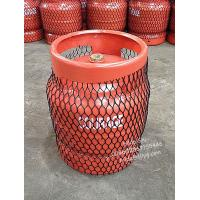 Buy cheap Small Camping Gas Cylinders 3kg 7.2l Low Pressure Refilled Lp Gas Tank from wholesalers