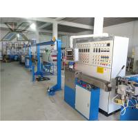 Buy cheap Touch Screen Wire And Cable Machinery / Automatic Coiling And Packing Machine from wholesalers