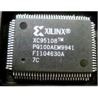 Buy cheap Programmable System Electronic IC Chip XC95108-7PQ100C IC CPLD 108MC 7.5NS 100QFP from wholesalers