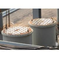 Buy cheap High Strength Hot Gas Filtration With Permeability Structure 900℃ Resistance from wholesalers