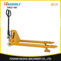 Buy cheap China wholesale pallet jack 3 ton hydraulic hand pallet truck with 1 year warranty from wholesalers