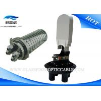Buy cheap IEC 60794 Joint Outdoor Fiber Enclosure, PPR Dome Type Fiber Optic Closure from wholesalers