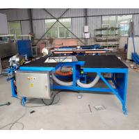 Buy cheap Horizontal  Low-E Glass Edge Deleting Machine Double Glazing Equipment from wholesalers