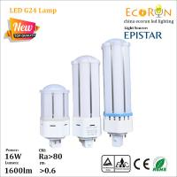 Buy cheap 10W G24 Lamp Holder LED PLC Light Bulb replace 26W CFL from wholesalers