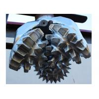 Buy cheap 26 Steel Tooth Diamond Drill Bit IADC Code 135 For Drilling Soft - Medium Formation from wholesalers