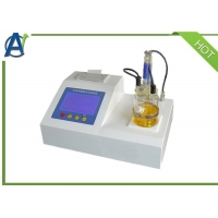 Buy cheap AC220V 2.4mg/Min 3ppm Transformer Oil Test Equipment from wholesalers