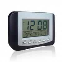 Plastic HD-5302G Digital Thermometers with Time, Temperature, Date display