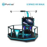 China Entertainment Platform 9D VR Simulator Movie Theater , Home Theater on sale