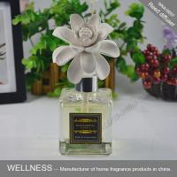 Buy cheap Exquisite Ceramic Scent Diffuser , Ceramic Flower Fragrance Diffuser ITS Approved product