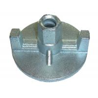 Buy cheap Cast wing nut with screws for concrete wall shuttering system from wholesalers