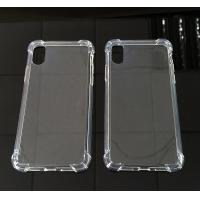 Buy cheap New Hot Silicone Soft TPU Quality Ultra Thin Clear Transparent Cell Phone Case for iPhone X from wholesalers