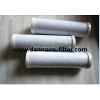 Buy cheap Activated Block Carbon Anti Bacteria CTO Water Filter Cartridge For Domestic Water from wholesalers