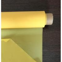 Buy cheap Abrasion Resistance Polyester Screen Printing Mesh Roll Good Chemical Characteristics from wholesalers