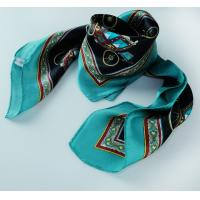 Buy cheap 2015 Wholesale Good Quality Square Scarf Pure Silk from wholesalers