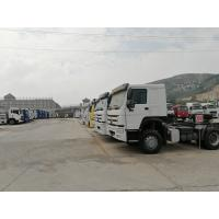 Buy cheap Sinotruk Howo 6x4 420 hp Tractor Trailer Truck With D12.40 Engine And HW76 Cabin from wholesalers