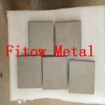 Buy cheap 2OEM & Industrial Sintered Porous Metal Filters Sintered metal filter media plate 3mm from wholesalers