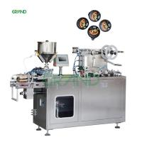 Buy cheap DPP-150 Blister Packaging Machine for Perfume Automatic Car Perfume Blister Packaging Machine product