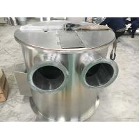 Buy cheap Bag filter dust cleaning fluid bed granulating machine with sieve 200 meshes from wholesalers