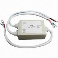 Buy cheap Waterproof LED Amplifier with 3 Channels Output and <1W Static Power Consumption product