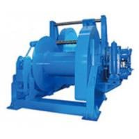 Buy cheap Hydraulic towing winch marine industry IACS certified for mooring system from wholesalers