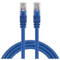 China RJ45 CAT5E UTP / 4P/ 26AWG IBS Components COPPER CONDUCTOR PVC PATCH CORD on sale