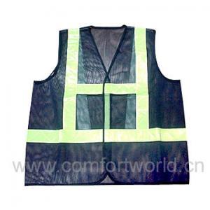 Buy cheap S - 5XL Safety Reflective Vest / Safety Reflective Jacket  Or Zipper Closure product