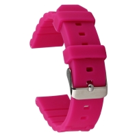 Buy cheap SHX Silicone Rubber Watch Strap Bands 18mm 20mm Multi Color from wholesalers