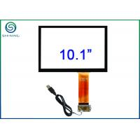 Buy cheap Multi Touch USB 2.0 Capacitive Touch Panel For Open Frame Industrial Displays from wholesalers