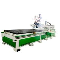 Buy cheap Professional 1325 CNC  Woodworking Machine 3D 380V / 50Hz for Door Making from wholesalers