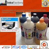 Buy cheap Brother Gt-361/Gt-381/Gt-541/Gt-782 T-Shirt Inks Garment Inks from wholesalers
