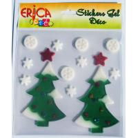 Buy cheap Different style Christmas window stickers, christmas gift product