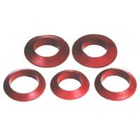 Buy cheap Custom rubber molded parts hydrophilic bolt sealing gasket from wholesalers