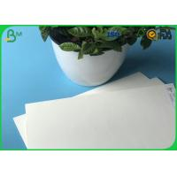 Buy cheap Dounle Sides Uncoated Woodfree Paper / 280g Absorbent Paper Sheets for Coasters in Hotel from wholesalers
