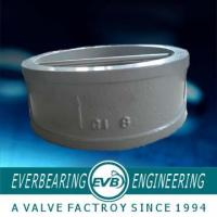 Buy cheap GG25 Body Dual Disc Check Valve from wholesalers