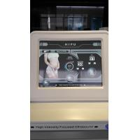 Buy cheap Face Lifting HIFU machine skin tightening skin elasticity reply ISO13585 from wholesalers