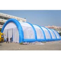 Buy cheap Tunnel Large Inflatable Tents Inflatable Paintball Arena For Sports Game from wholesalers