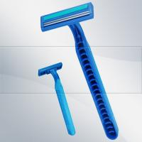 Buy cheap Ruber-211 Twin blade disposable shaving razor from wholesalers