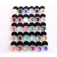 Buy cheap 30 Colors Permanent Eye Makeup Eyeliner Smudge Proof Eyeliner Logo Custom from wholesalers