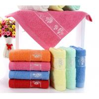 Buy cheap Cheap soft cotton terry towel face towel wholesale from wholesalers