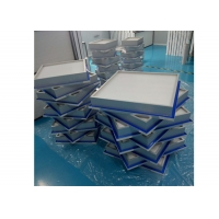 Quality GMP Factory Clean Room Liquid Sealed HEPA Filter 99.99%@0.3um Efficiency for sale