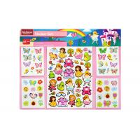 Buy cheap Children Popular Kids Sticker Printing Cartoon Colorful Offset Printing from wholesalers