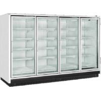 Buy cheap Upright Glass Door Cooler, Mulit-deck Cooler with glass door, Energy-saving Glass Door Freezer from wholesalers