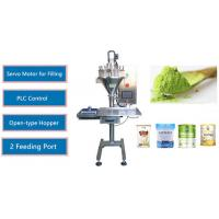 Buy cheap Semi Automatic Powder Filling Machine Auger Filler SUS304 Stainless steel Servo Motor from wholesalers