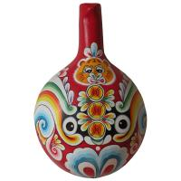 Buy cheap Chinese Gift Traditional Handicrafts Facial Masks Wooden Ladle from wholesalers