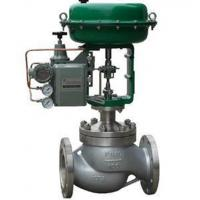 Buy cheap PN16 Pneumatic Control Valve / 4 Inch Globe Valve Without Positioner from wholesalers